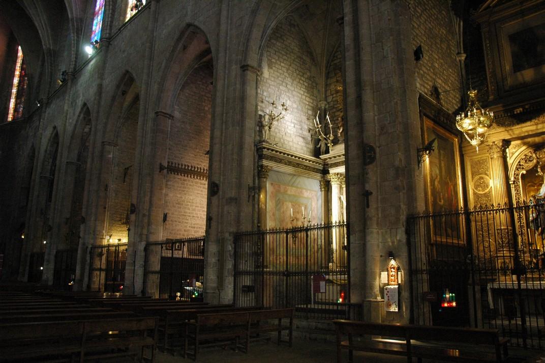 Capelles laterals de la Basílica de Santa Maria del Pi