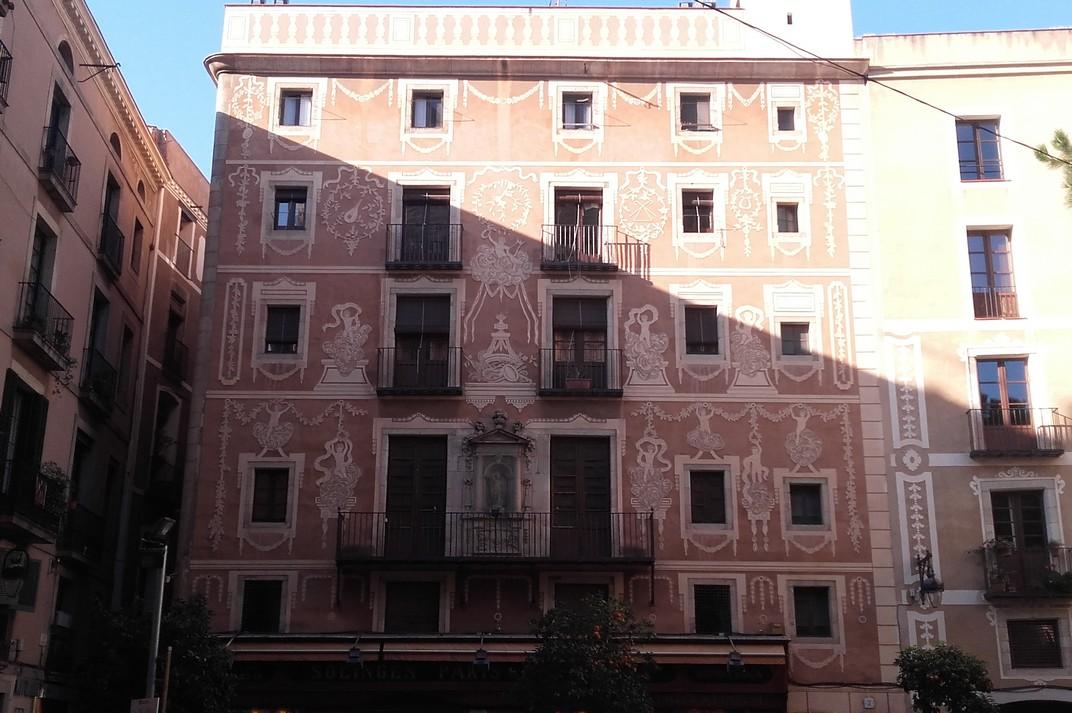 Casa del gremi de Tenders Revenedors de Santa Maria del Pi
