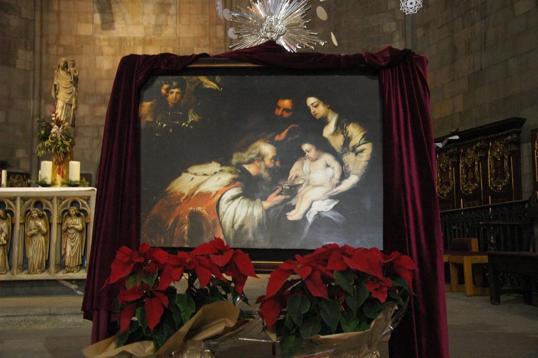 L'Epifania de la Basílica de Santa Maria del Pi