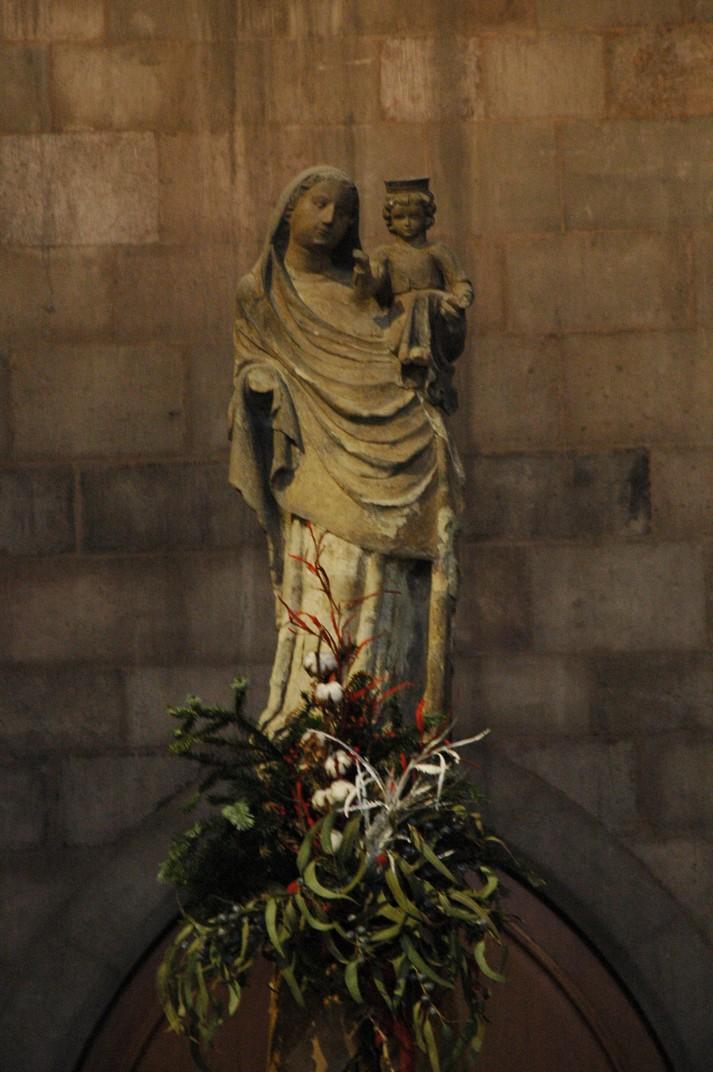 Mare de Déu de la Basílica de Santa Maria del Pi