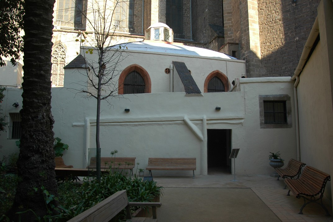 Sala de la Junta d'Obra de Santa Maria del Pi