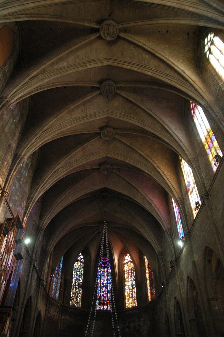 Volta de la Basílica de Santa Maria del Pi