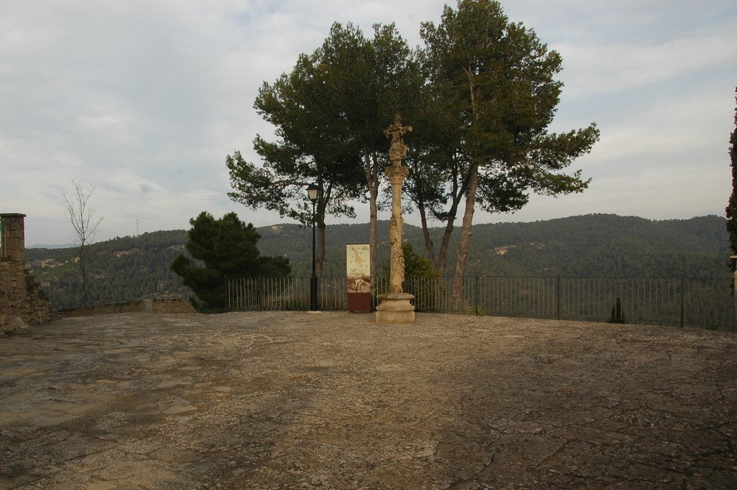 Era comunal de Talamanca de les Valls del Montcau
