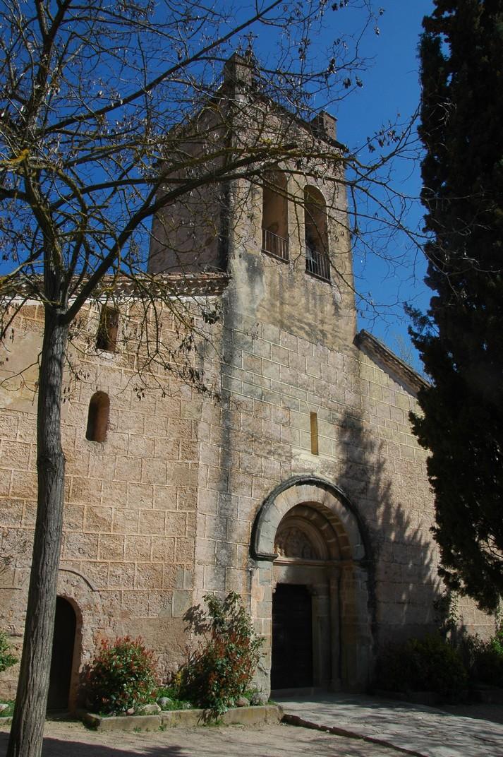 Església de Sant Martí de Mura de les Valls del Montcau