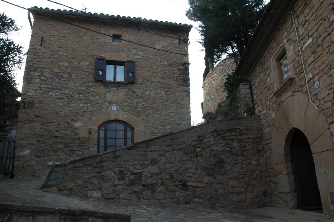 Nucli antic de Talamanca de les Valls del Montcau