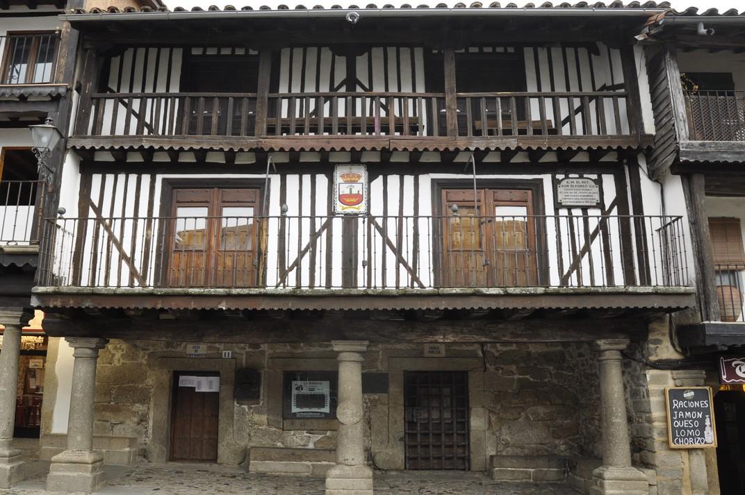 Ajuntament de La Alberca de Salamanca