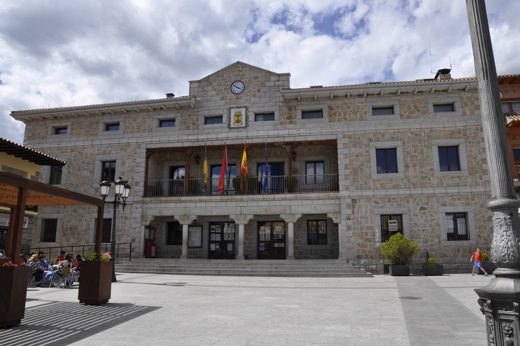 Ajuntament de Manzanares El Real de Madrid