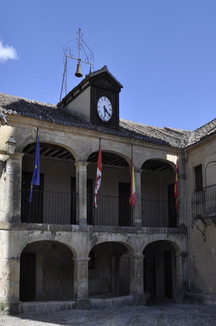 Ajuntament de Pedraza de Segòvia