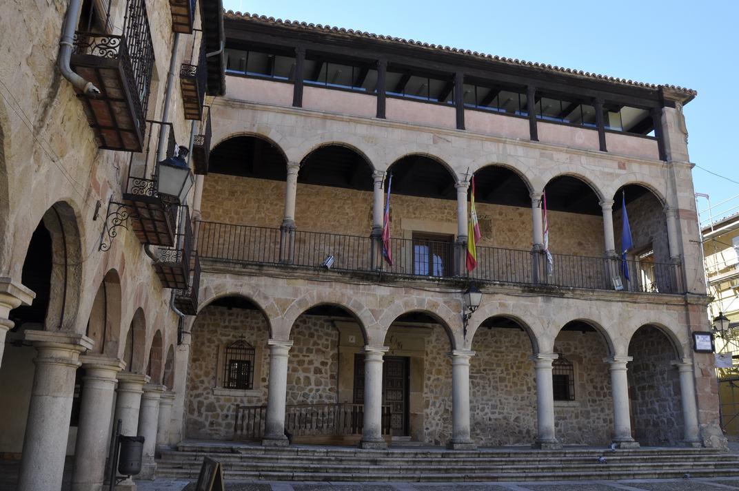 Ajuntament de Sigüenza de Castella-La Manxa
