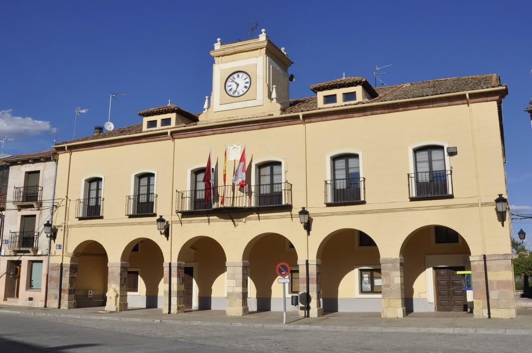 Ajuntament de Turégano de Segòvia