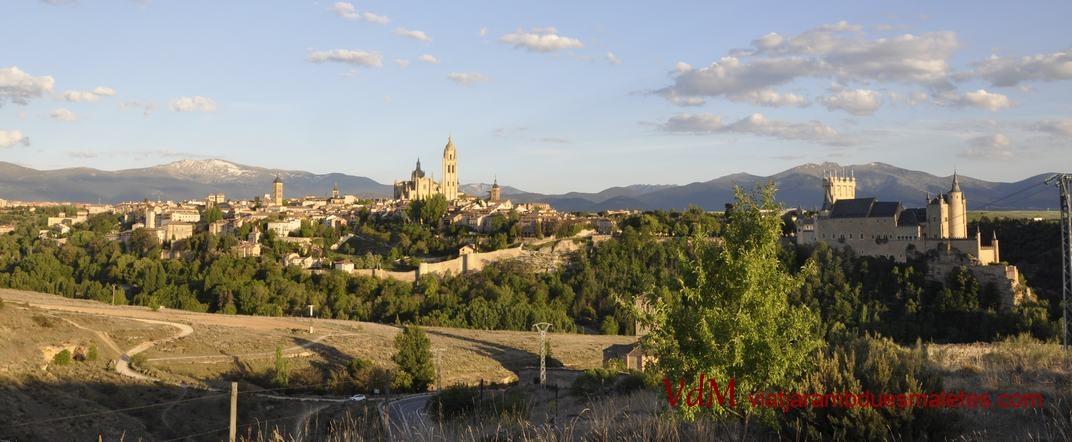 Alcàsser, Catedral i Ciutat Antiga de Segòvia