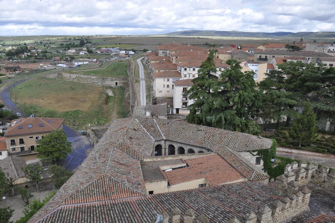Alcàsser i Muralles de Ciudad Rodrigo de Salamanca