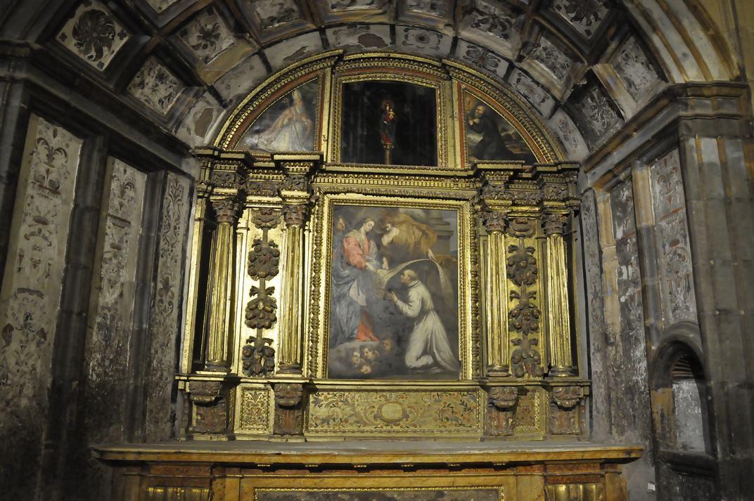 Altar de Sant Ildefons de la Catedral de Sigüenza de Castella - La Manxa