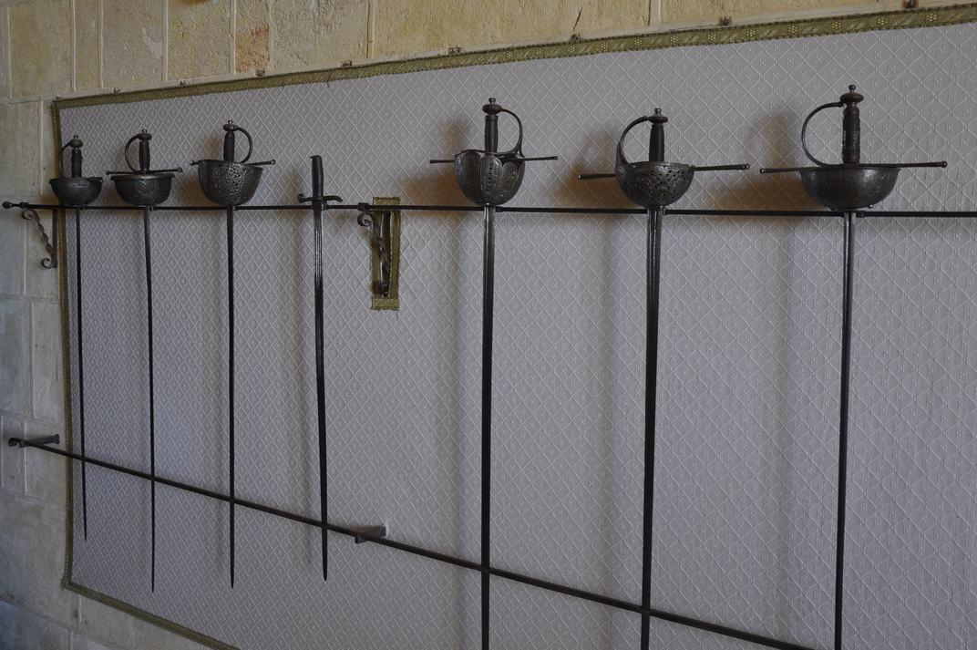 Armes de l'Alcàsser de Segòvia