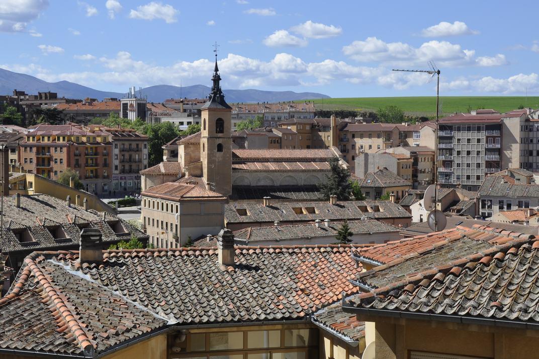 Balcó de la Ciutat Antiga de Segòvia