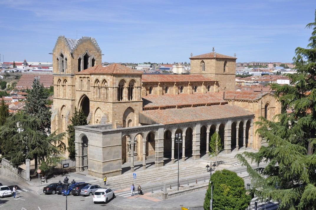 Basílica de San Vicente d'Àvila