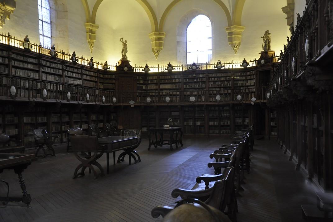 Biblioteca de la Universitat de Salamanca