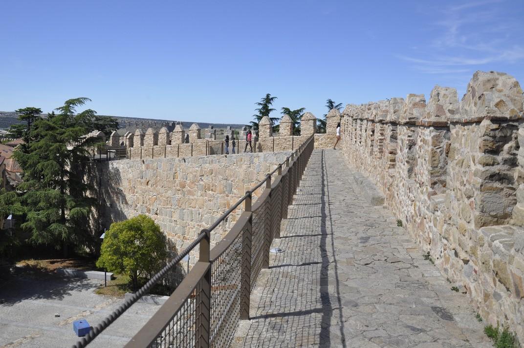 Camí de Ronda de la Muralla d'Àvila