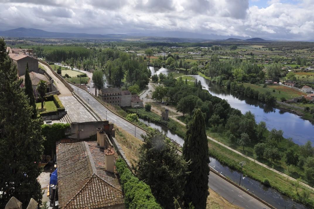 Camí de Ronda de les Muralles de Ciudad Rodrigo de Salamanca