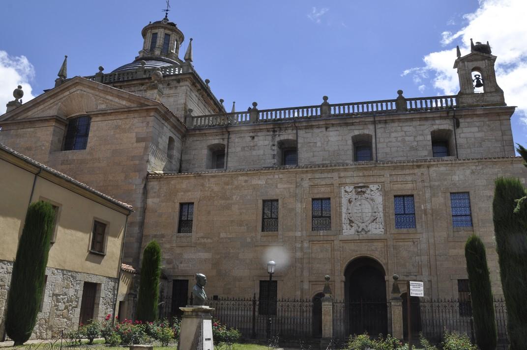 Capella de Cerralbo de Ciudad Rodrigo de Salamanca