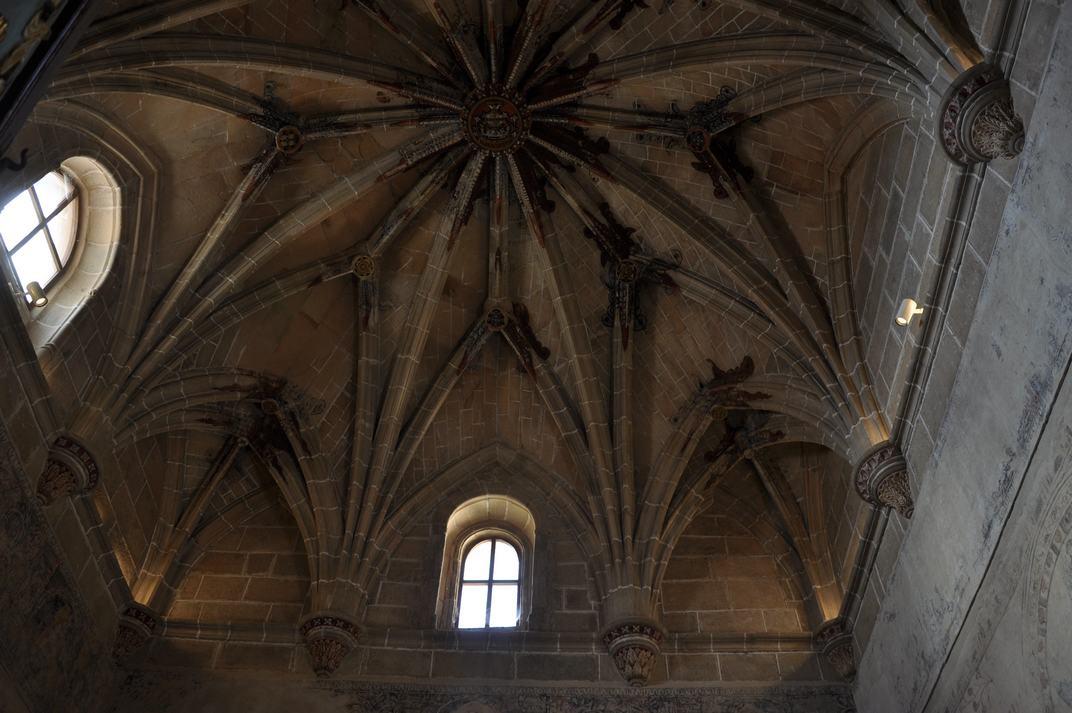 Capella de la Puríssima Concepció de la Catedral de Sigüenza de Castella - La Manxa