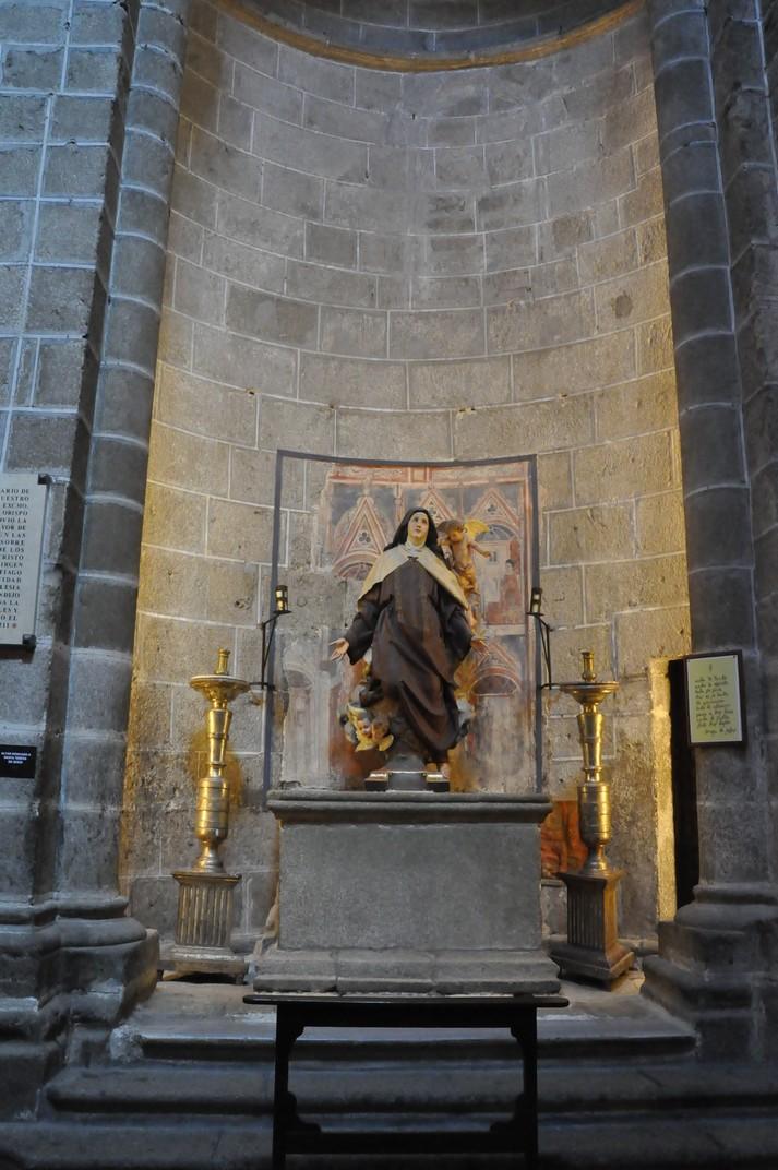 Capella de Santa Teresa de Jesús de la Catedral d'Àvila