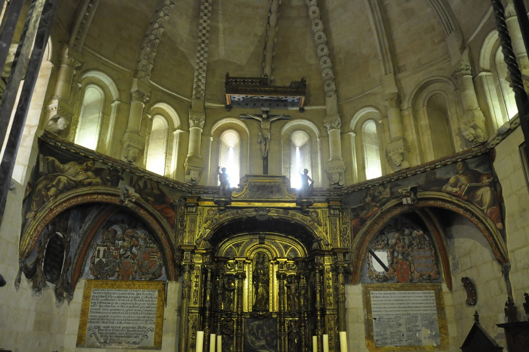 Capella de Talavera de la Catedral Vella de Salamanca