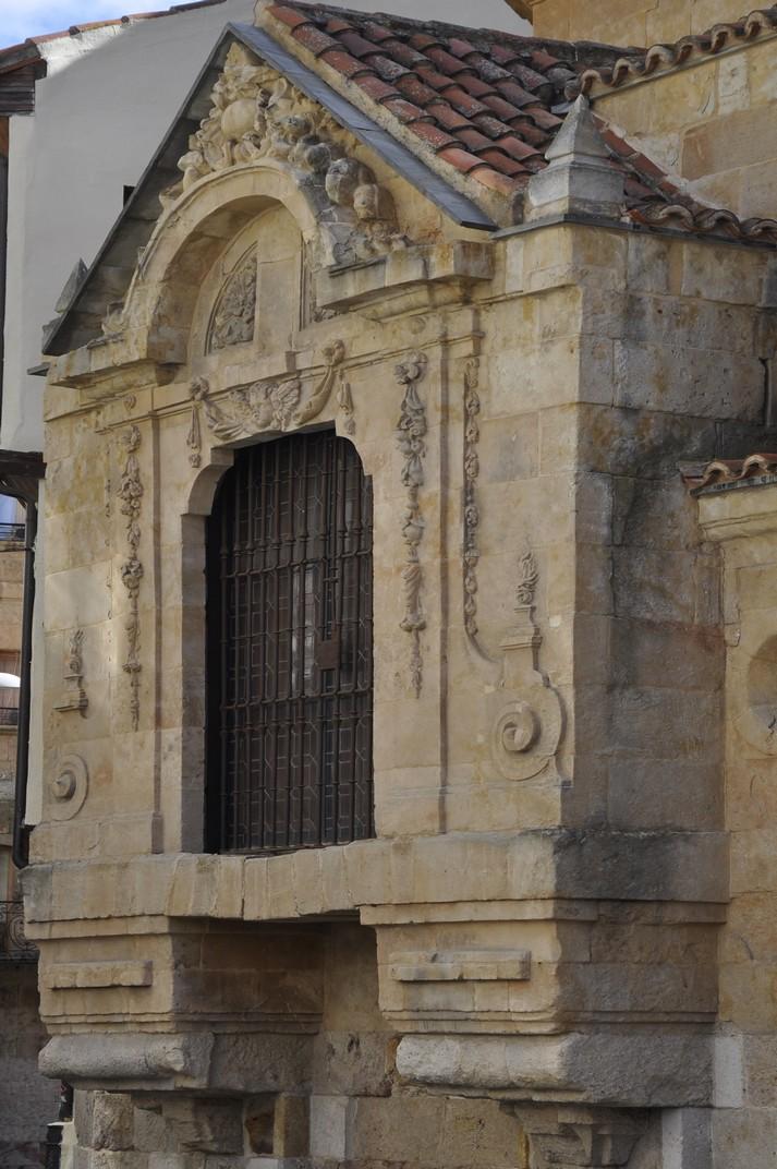 Capella del Carmen de l'església de Sant Martí de Tours de la Ciutat de Salamanca
