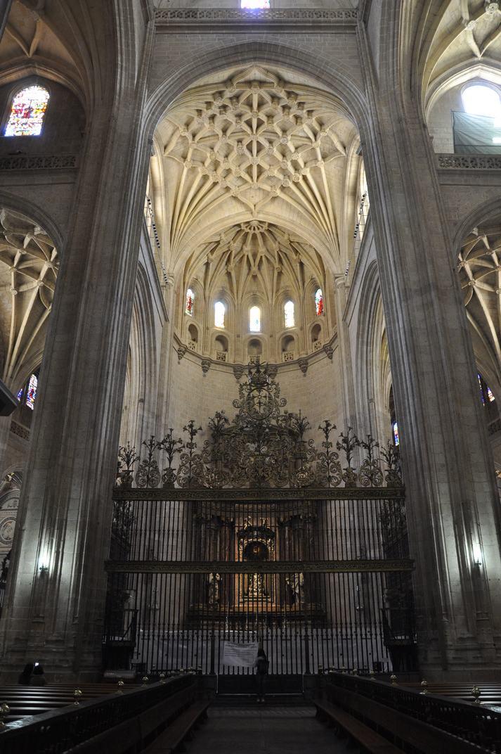 Capella Major de la Catedral de Segòvia