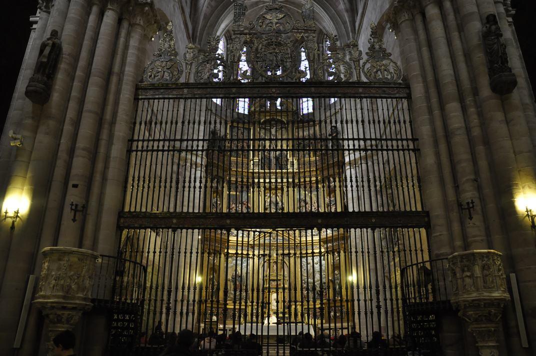 Capella Major de la Catedral de Sigüenza de Castella - La Manxa