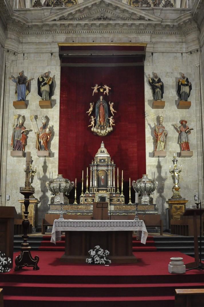 Capella Major de la Catedral Nova de Salamanca