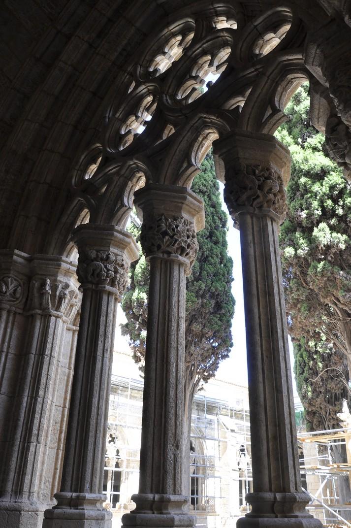 Capitells del Claustre de la Catedral de Ciudad Rodrigo de Salamanca