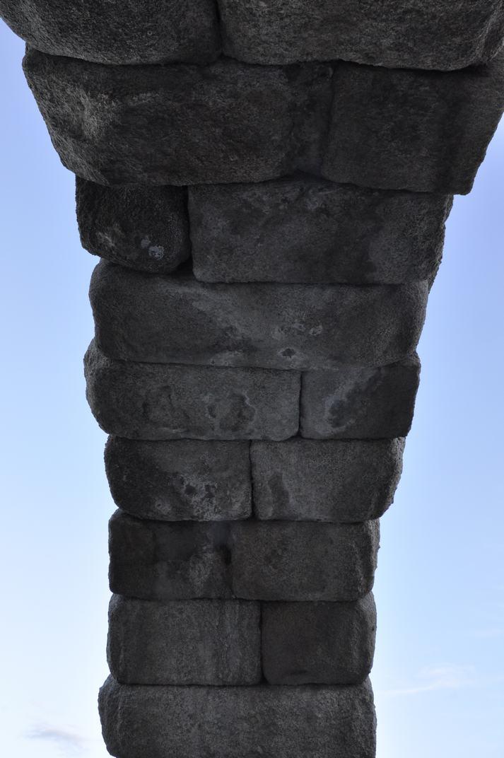 Carreus de l'Aqüeducte de Segòvia