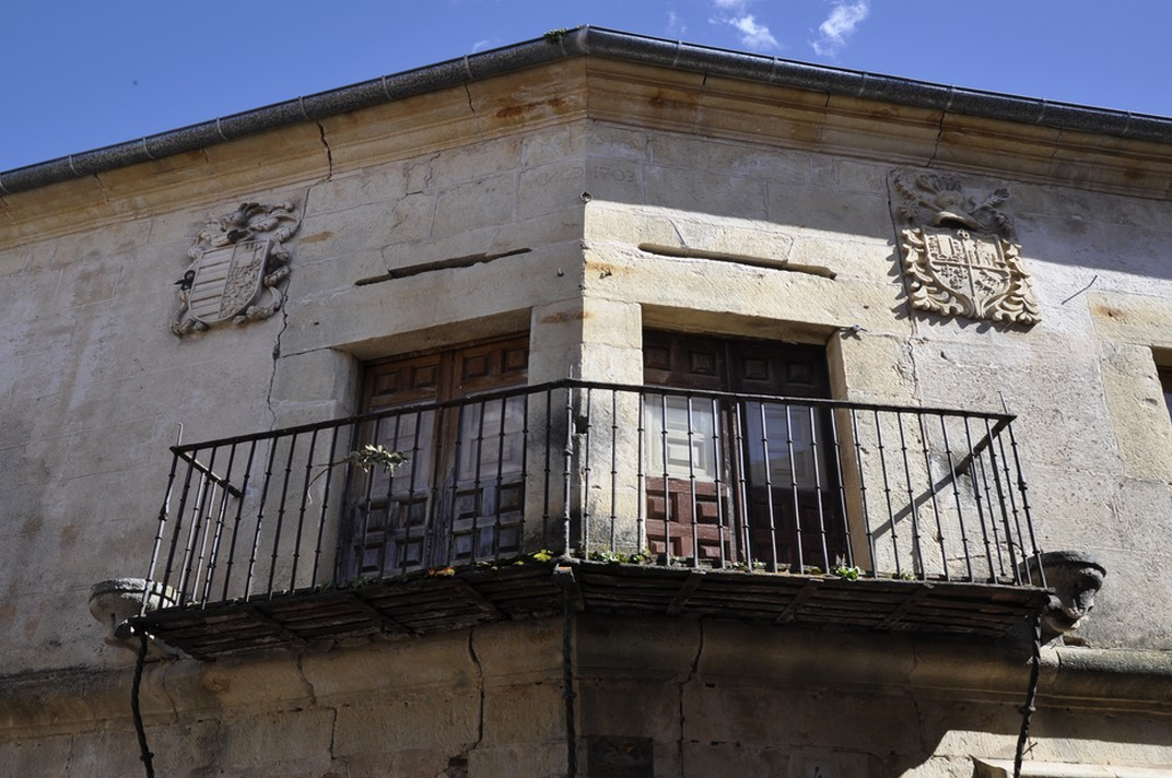 Casa blasonada de Pedraza de Segòvia