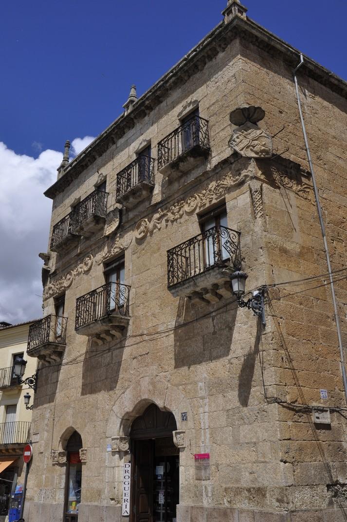 Casa Cerralbo de Ciudad Rodrigo de Salamanca