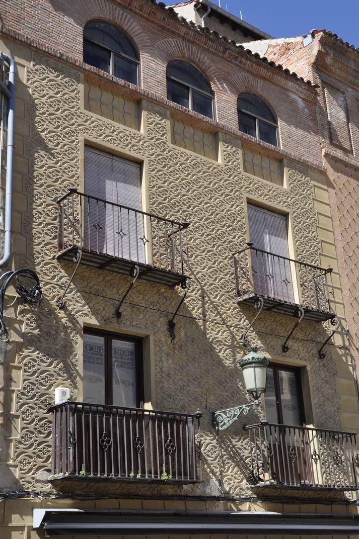 Casa de la plaça de Juan Bravo de Segòvia