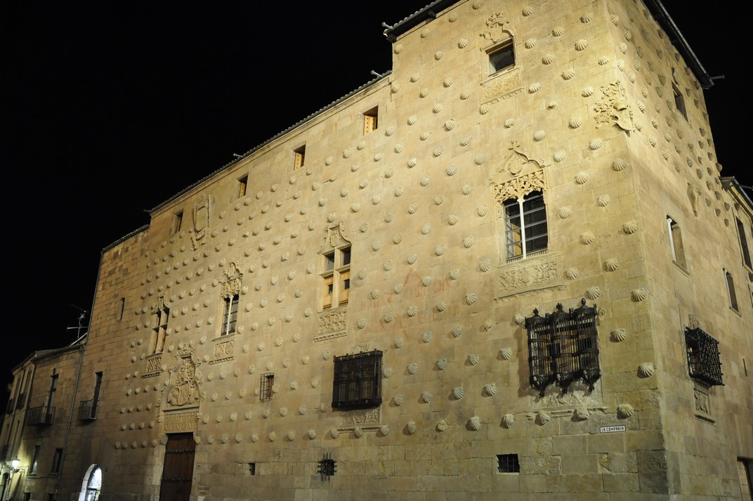 Casa de les Petxines - Salamanca