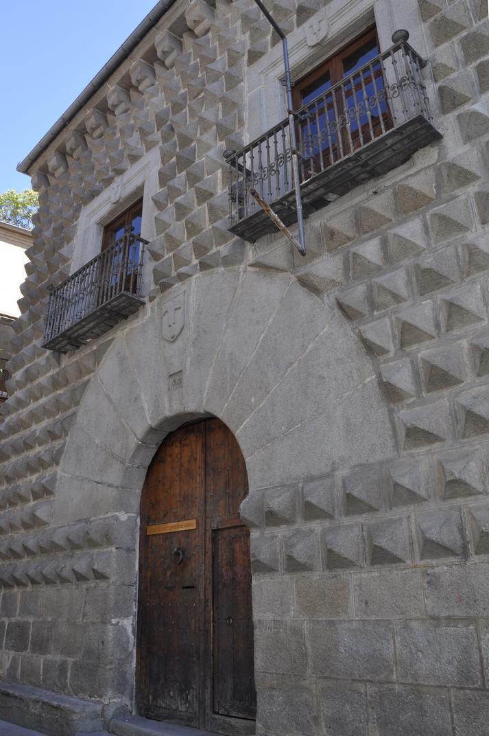 Casa de los Picos de Segòvia