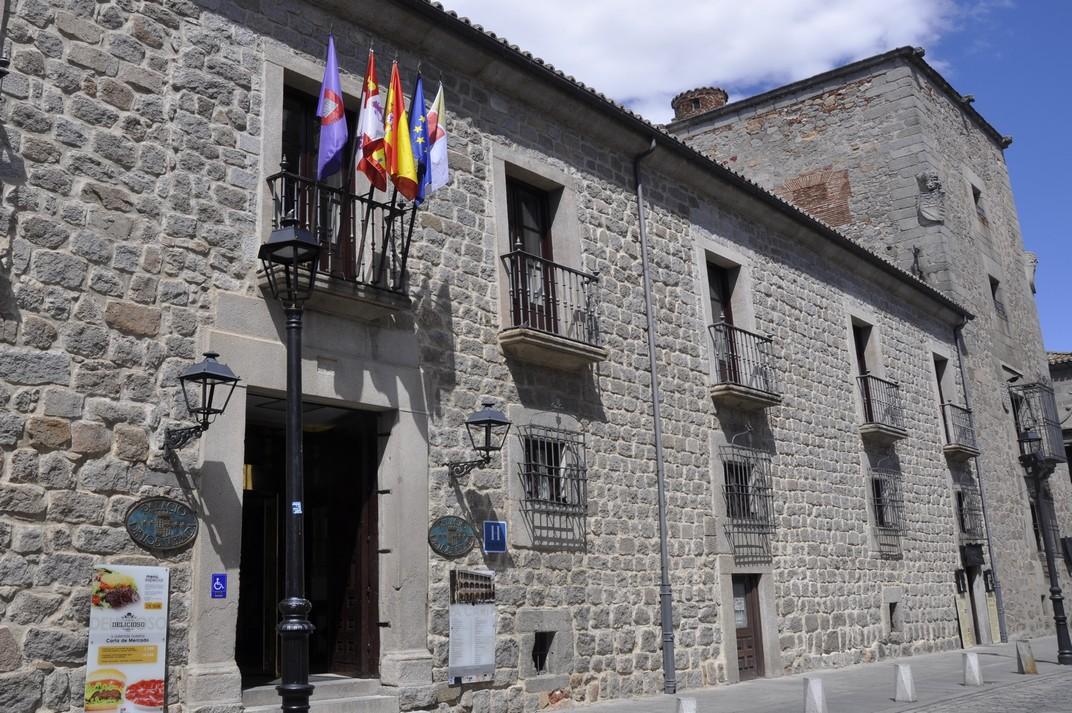 Casa de los Velada d'Àvila