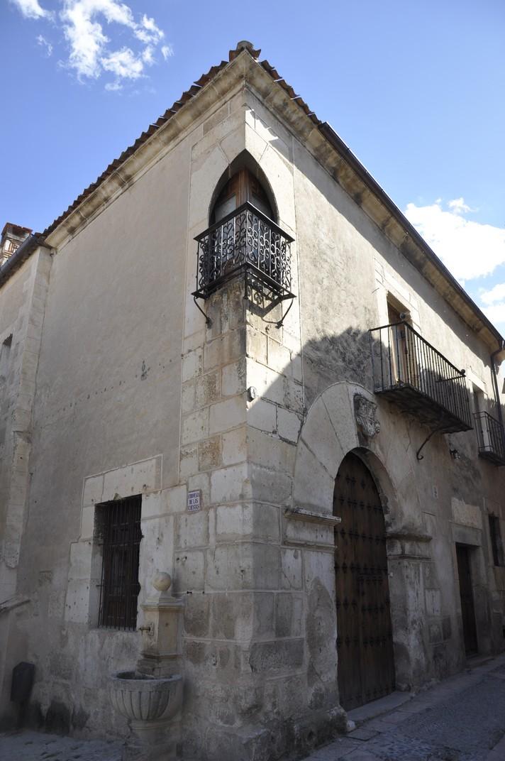 Casa de Pilatos de Pedraza de Segòvia