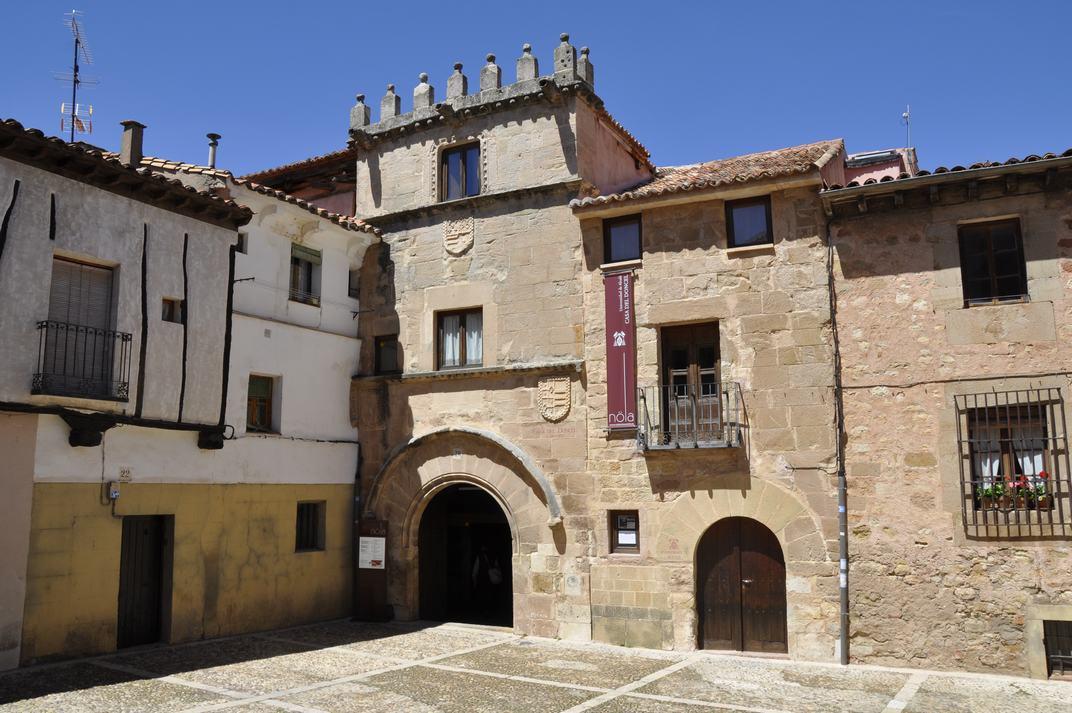 Casa del Doncel de Sigüenza de Castella-La Manxa