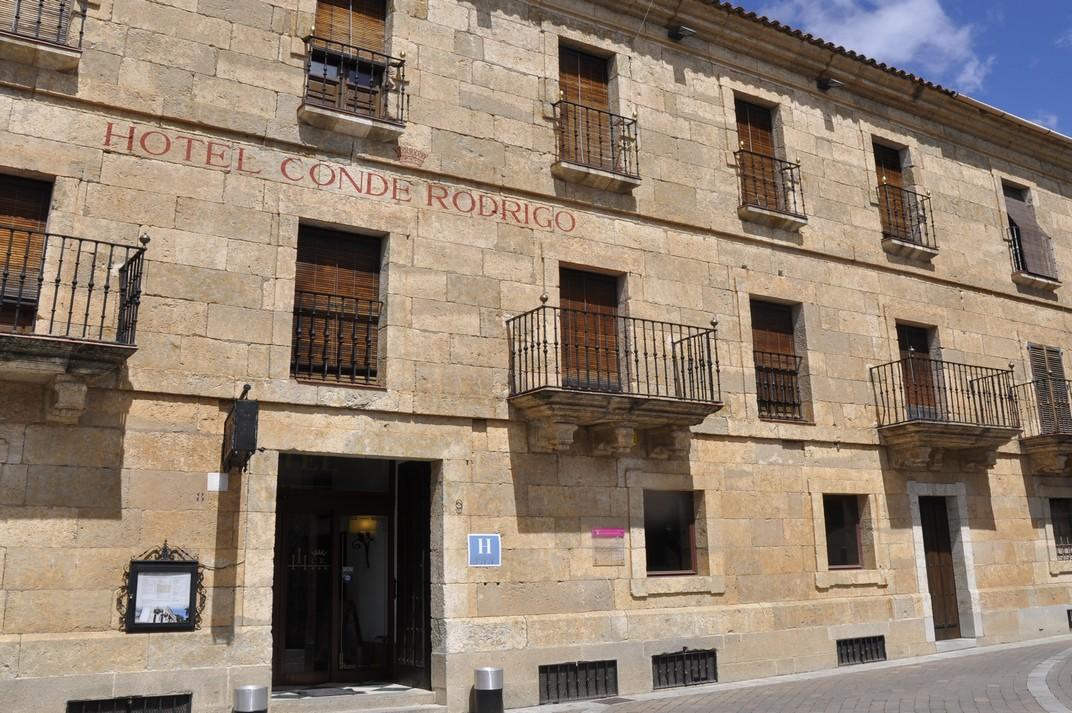 Casa dels Canonges de Ciudad Rodrigo de Salamanca