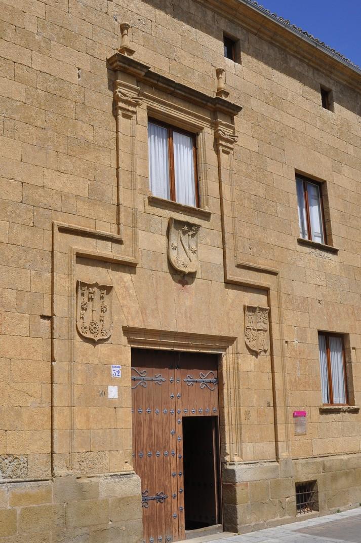Casa dels Miranda de Ciudad Rodrigo de Salamanca