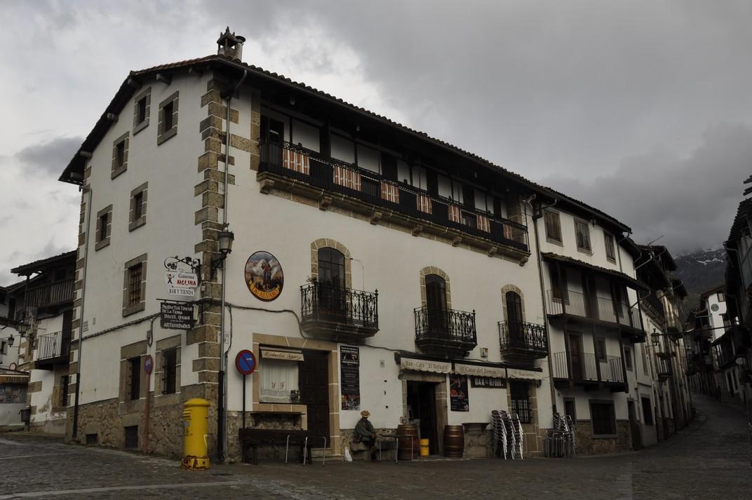Casa d'embotits de Candelario