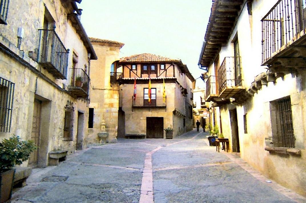 Casa Gran del Carrer Reial de Pedraza de Segòvia
