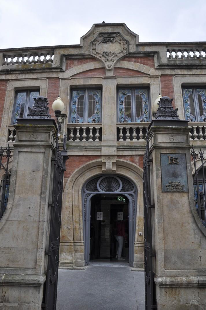Casa Lis - Museu Art Nouveau i Art Decó de Salamanca
