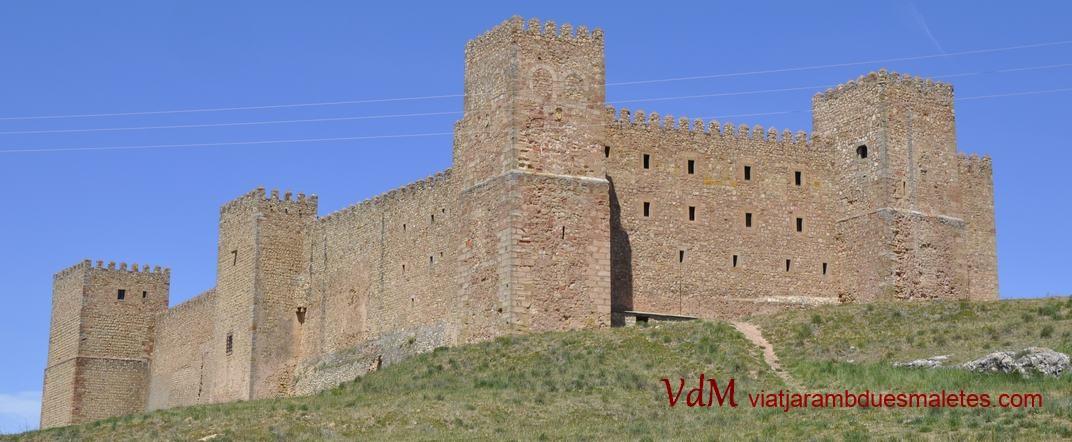 Castell de Sigüenza de Castella - La Manxa