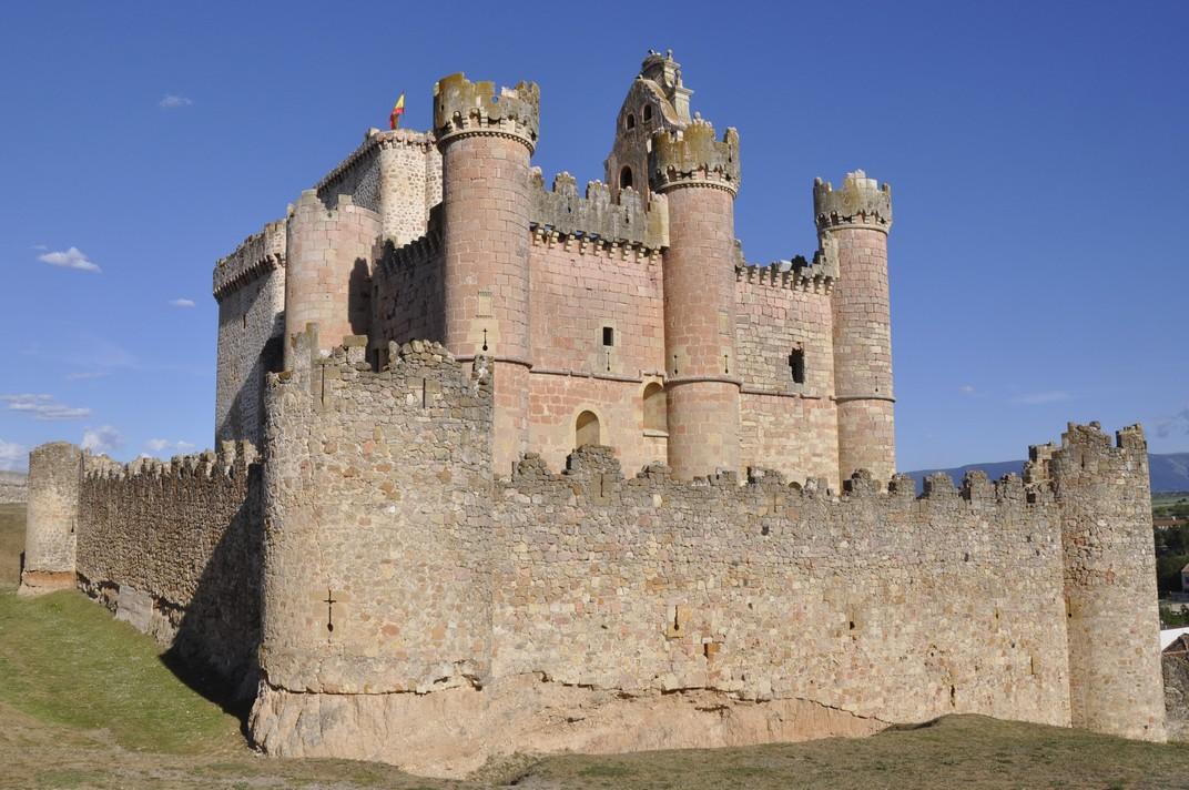 Castell dels Bisbes de Turégano de Segòvia