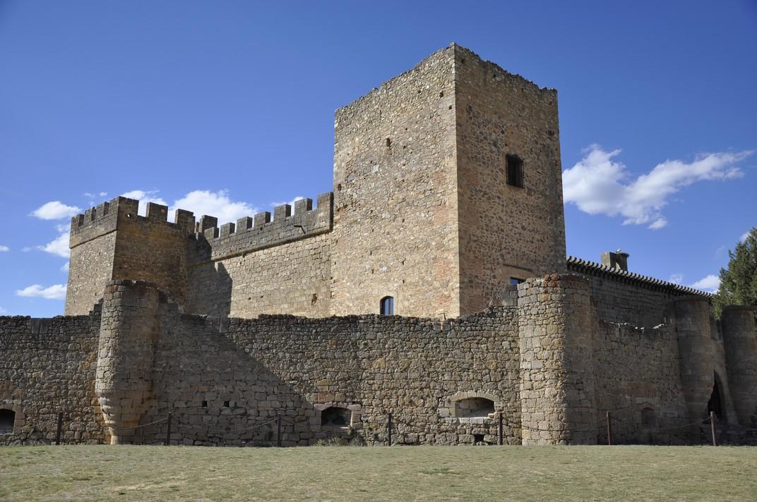 Castell dels Velasco de Pedraza de Segòvia