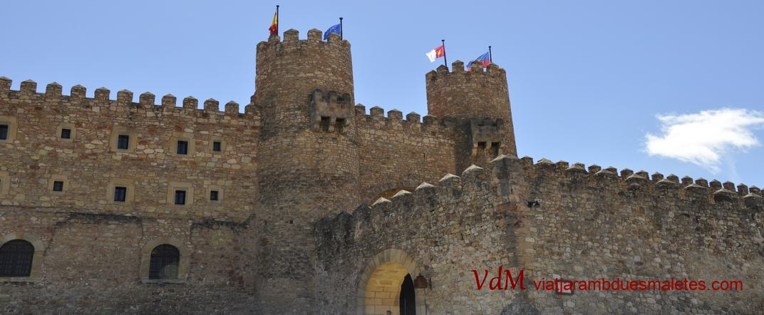 Castells del Bisbes de Sigüenza de Castella - La Manxa